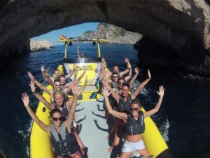 explore caves bladerunner mallorca