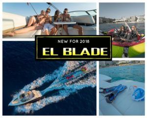 NEW FOR 2018 – EL BLADE